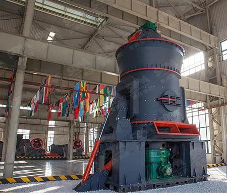 磨粉重器:世邦集团LM立式磨粉机,智能环保、大产能更节能