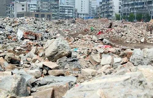 建筑固废资源化利用迎来春天!建筑垃圾如何分类?工业化综合利用怎么实现?