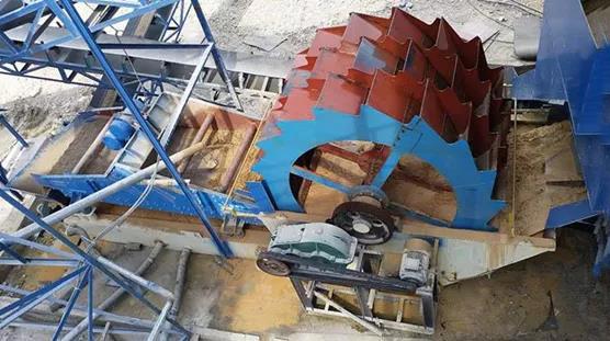 机制砂中石粉含量多?如何做到石粉的分离与回收