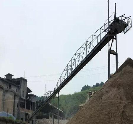 江西砂企转型之高品质VU机制砂生产线